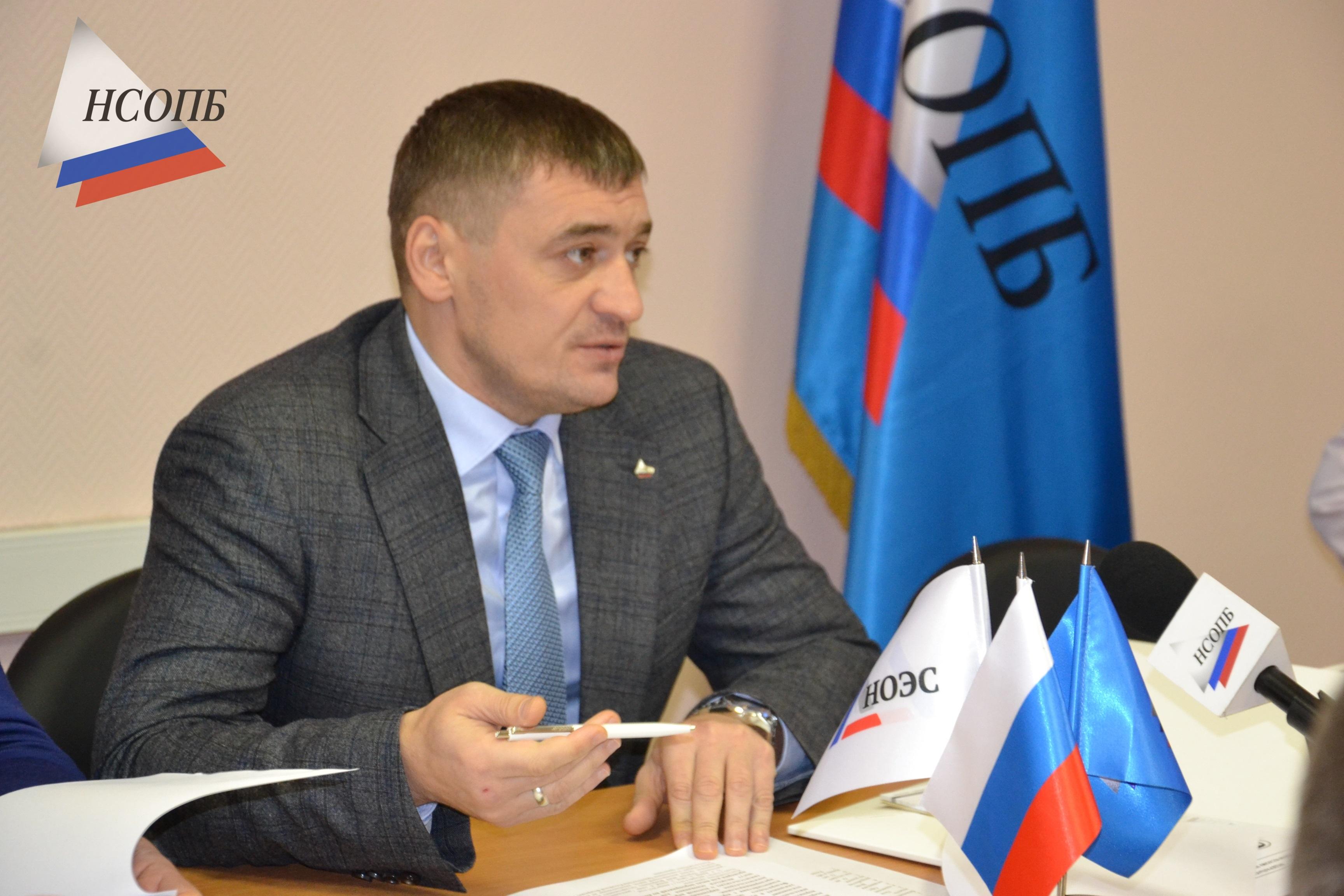 Серёгин Сергей Николаевич