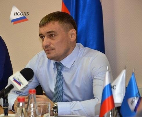 сергей серёгин, президент НСОПБ